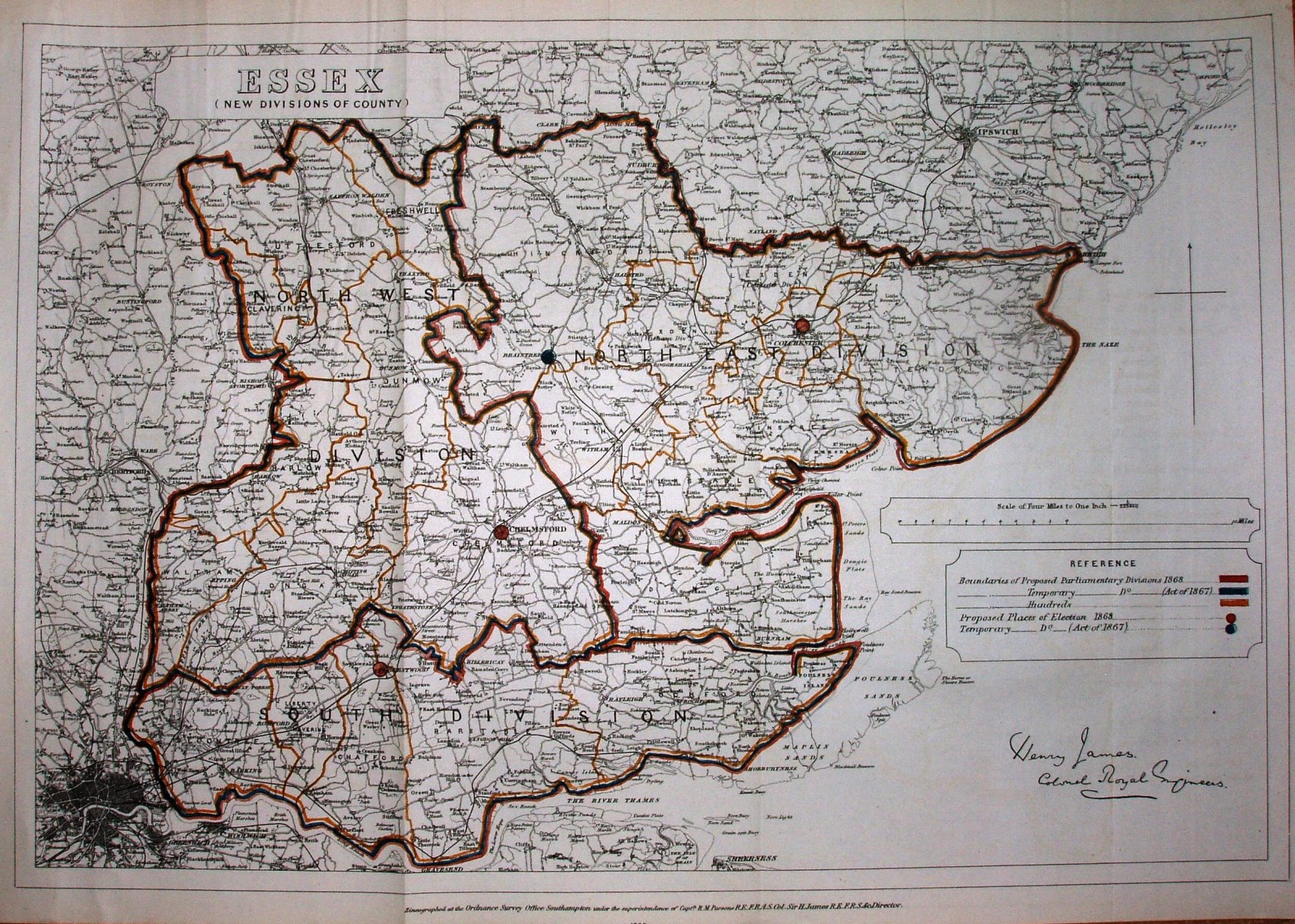Thumbnail: Boundary Commission 1868